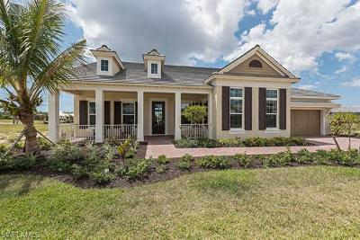 Naples Single Family Home For Sale: 14789 Spinnaker Way