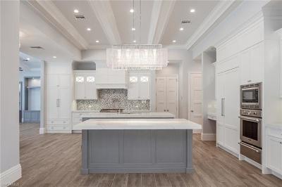 Naples Single Family Home For Sale: 2501 Spicebush Ln