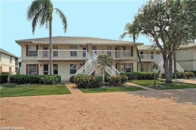 Marco Island Condo/Townhouse For Sale: 711 Elkcam Cir W #117