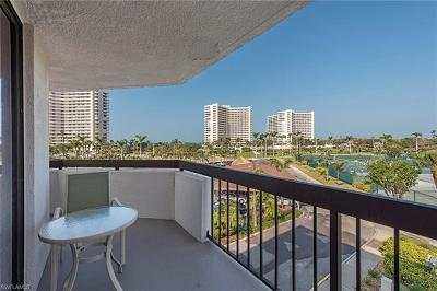 Marco Island Condo/Townhouse For Sale: 601 Seaview Ct #C-402