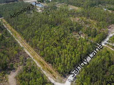 Naples Residential Lots & Land For Sale: Sandy Ln
