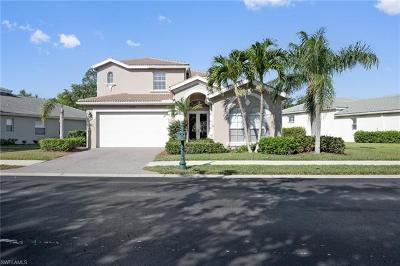 Naples Single Family Home For Sale: 14565 Sterling Oaks Dr