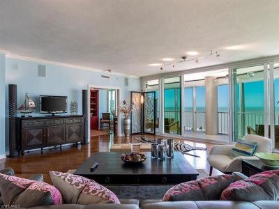 Condo/Townhouse Sold: 3971 Gulf Shore Blvd N #1203
