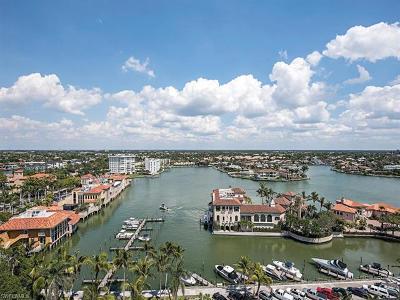 Allegro Condo/Townhouse Sold: 4031 Gulf Shore Blvd N #PH2E