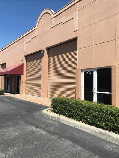Naples Commercial For Sale: 2377 Linwood Ave #203
