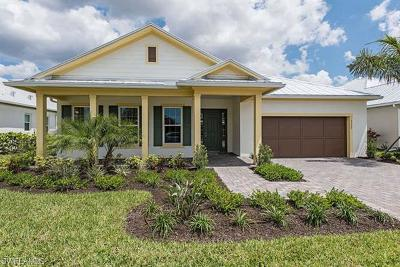 Naples Single Family Home For Sale: 14724 Windward Ln