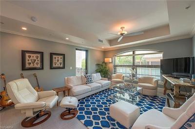 Naples Condo/Townhouse For Sale: 9123 Strada Pl #7306