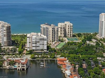 Allegro Condo/Townhouse Sold: 4031 Gulf Shore Blvd N #10D
