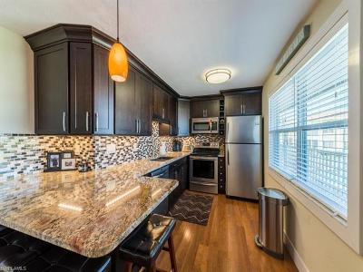 Marco Island Condo/Townhouse For Sale: 850 Palm St #D11