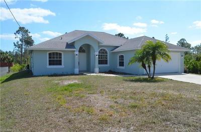 Naples Single Family Home For Sale: 3820 45th Ave NE