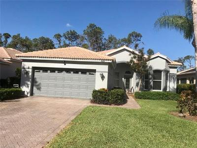 Naples Single Family Home For Sale: 8689 Gleneagle Way