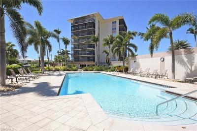 Beacon House Condo/Townhouse Sold: 2170 Gulf Shore Blvd N #22W
