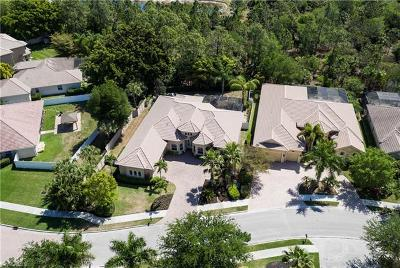 Naples Single Family Home For Sale: 14830 Tybee Island Dr