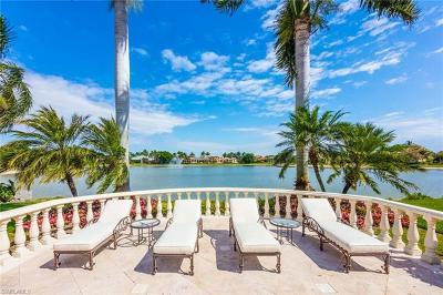 Naples Single Family Home For Sale: 13741 Pondview Cir