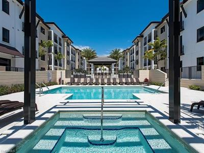 Naples Square Condo/Townhouse Sold: 1030 3rd Ave S #510