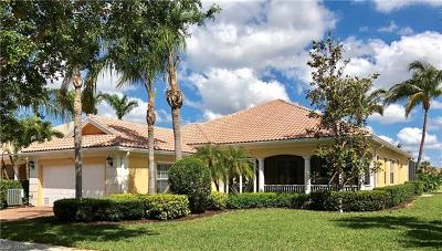 Naples Single Family Home For Sale: 7319 Donatello Ct