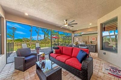 Bonita Springs Single Family Home Pending With Contingencies: 28420 San Amaro Dr