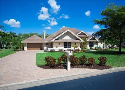 Estero Single Family Home For Sale: 20313 Leopard Ln