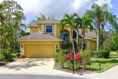 Naples Single Family Home For Sale: 6602 Cutty Sark Ln