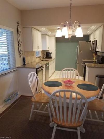 Fort Myers Condo/Townhouse For Sale: 14831 Park Lake Dr #212