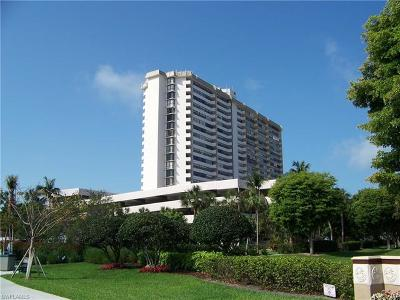 Marco Island Condo/Townhouse For Sale: 58 N Collier Blvd #1810