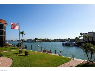 Bordeaux Club Condo/Townhouse Sold: 2900 Gulf Shore Blvd N #103