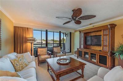 Naples Condo/Townhouse Pending With Contingencies: 3100 Gulf Shore Blvd N #202
