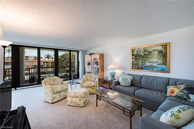 Admiralty Point Condo/Townhouse Sold: 2312 Gulf Shore Blvd N #214