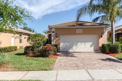 Naples Single Family Home For Sale: 15286 Cortona Way