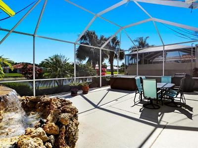 Collier County Single Family Home For Sale: 4664 Rio Poco Ct
