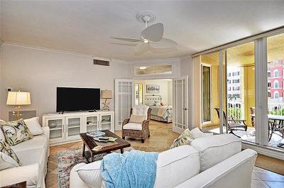Naples Condo/Townhouse For Sale: 451 Bayfront Pl #5203