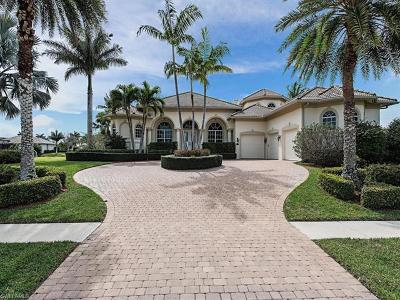 Marco Island Single Family Home For Sale: 540 Conover Ct
