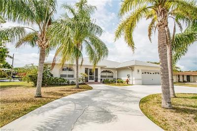 Fort Myers Single Family Home For Sale: 13451 Marquette Blvd