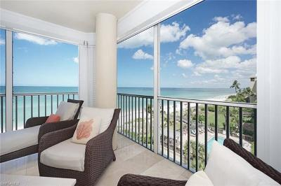 Naples Condo/Townhouse Pending With Contingencies: 9577 Gulf Shore Dr #504