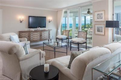Naples Condo/Townhouse For Sale: 4651 Gulf Shore Blvd N #406