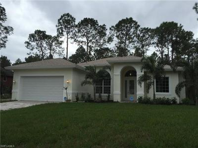 Naples Single Family Home For Sale: 6160 Star Grass Ln