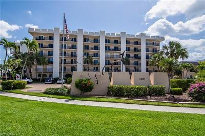 Condo/Townhouse Sold: 3500 Gulf Shore Blvd N #405