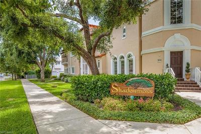 Naples Condo/Townhouse For Sale: 350 3rd Ave S #2B