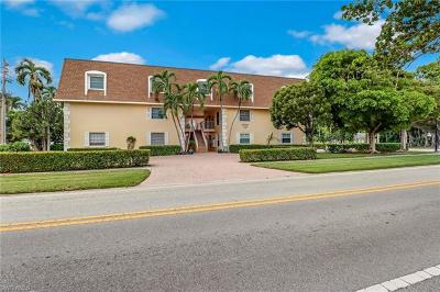 Naples Condo/Townhouse For Sale: 1222 Gordon Dr #20
