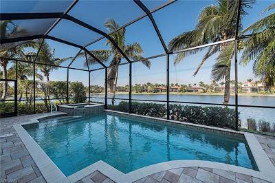 Naples Single Family Home For Sale: 8524 Mallards Pt
