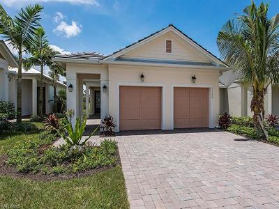 Naples Single Family Home For Sale: 14170 Nautica Ct