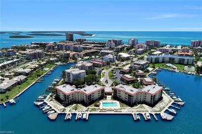 Marco Island Condo/Townhouse For Sale: 880 Huron Ct #2-105