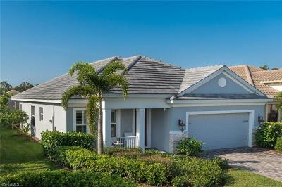 Fort Myers Single Family Home For Sale: 4529 Watercolor Way