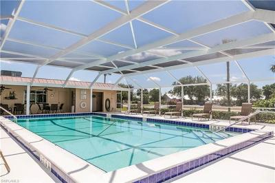 Fort Myers Condo/Townhouse For Sale: 7395 Constitution Cir #18