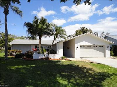 Naples FL Single Family Home For Sale: $349,000