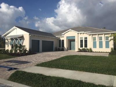 Naples Single Family Home For Sale: 8967 Redonda Dr