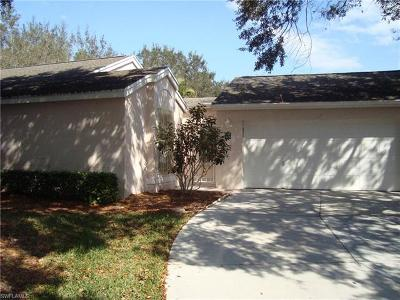 Naples Single Family Home For Sale: 2725 Sailors Way
