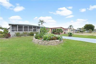 Goodland, Marco Island, Naples, Fort Myers, Lee Mobile/Manufactured For Sale: 463 Riviera Blvd W