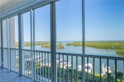 Naples Condo/Townhouse For Sale: 435 Dockside Dr #B-603