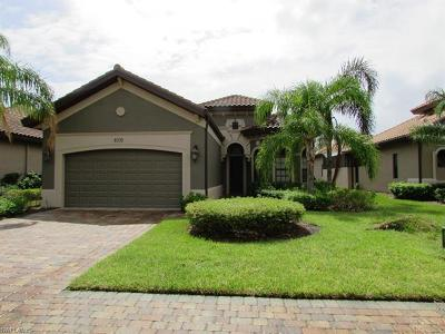 Fort Myers Single Family Home For Sale: 8332 Adelio Ln
